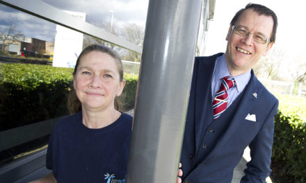 Gateshead woman gains skills and confidence to get back into work