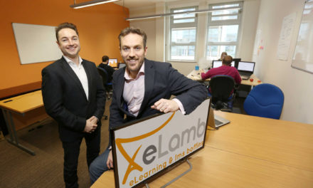 Online training company scales up in Darlington