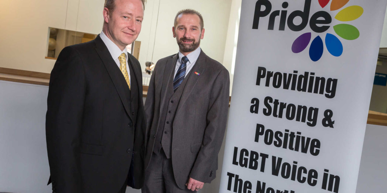 Catering company proud to provide at Pride
