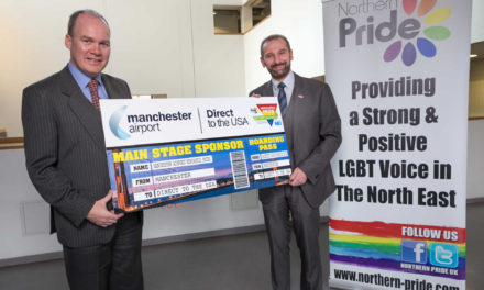 Newcastle Pride flying high with new sponsor