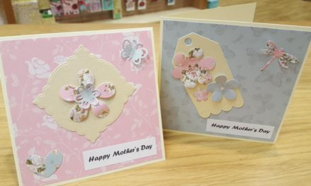 Crafter's Companion Creates Mother's Day Magic