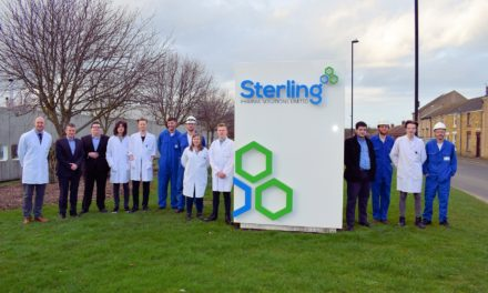 Global pharma manufacturer supports apprentices in the North East