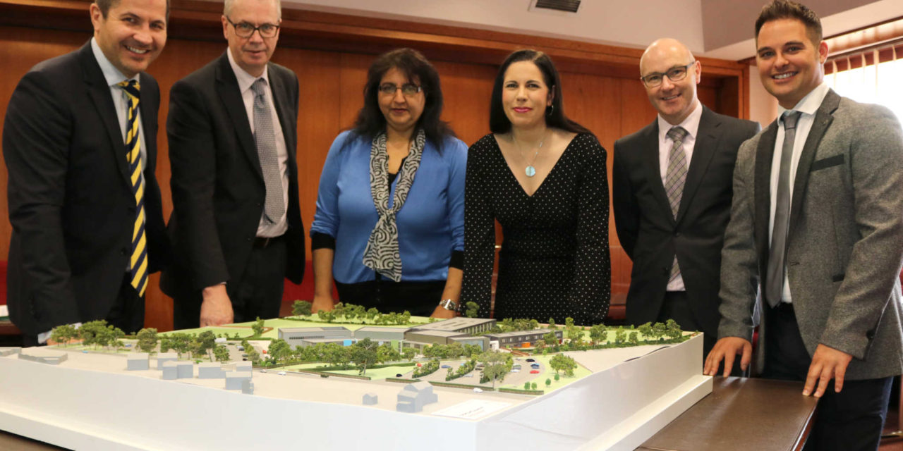 Preferred bidder announced for new schools and leisure centre in Ponteland