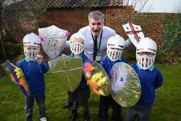 Knights & Dragons come to Coast & Country's Westfield Farm Community Hub
