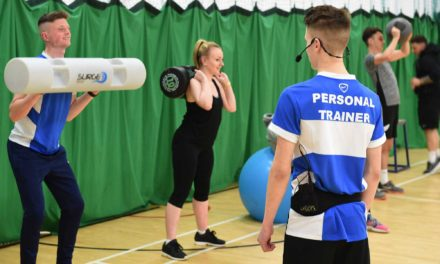 Redcar & Cleveland College Launches New Fitness Facility To Get Students Ready For Employment
