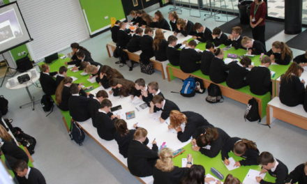 Younger number crunchers tackle rock hard sums