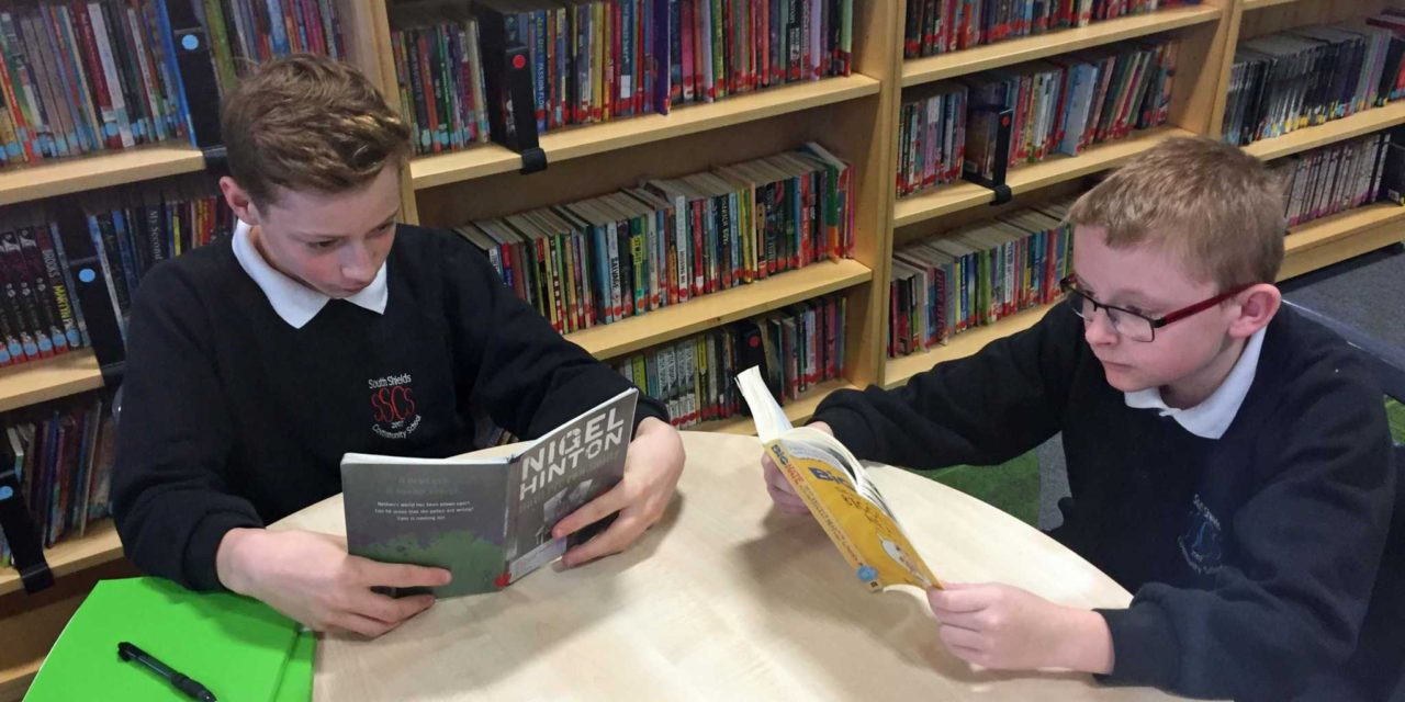 New scheme gives students a love of reading