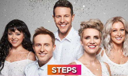 Steps Add Extra Newcastle Date to Arena Tour