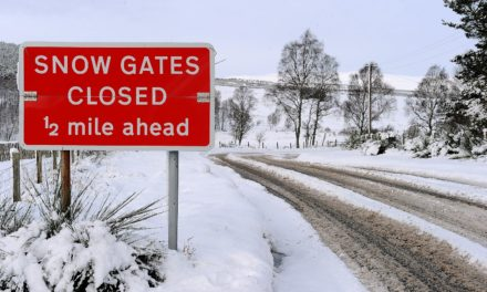 North East Road Traffic – A66 | Cumbria and Durham | Both Directions | Snow | Closed
