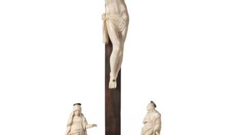 Auctioneers to work miracles for charity with Renaissance crucifix