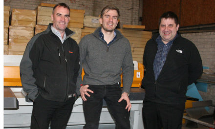 Roofing contractor makes key appointments