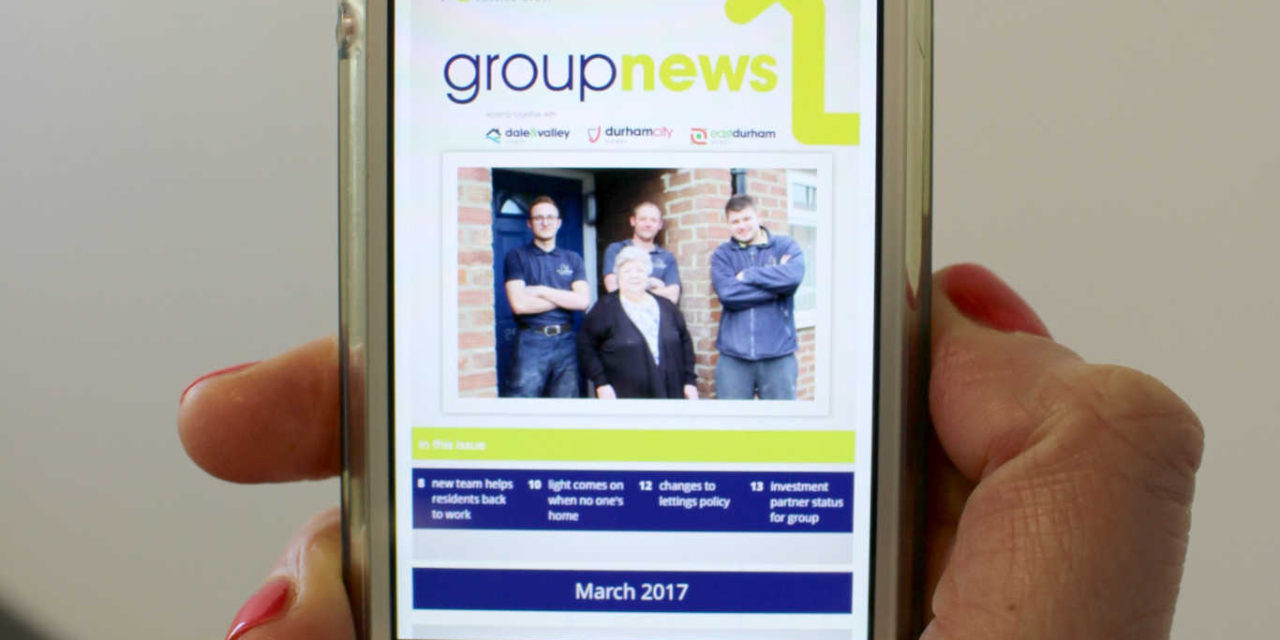 Latest housing magazine only a click away
