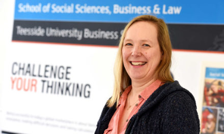 Teesside University lecturer to address prestigious technology conference