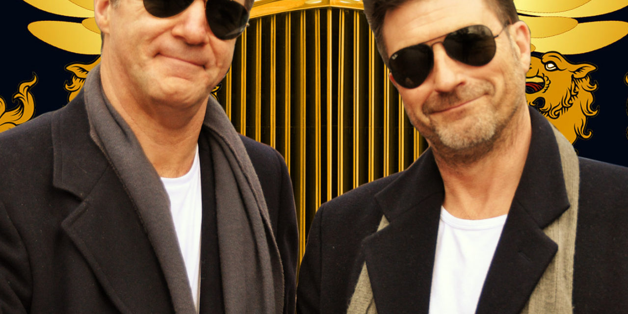 Simon Cowell Double, Double Act With Simon Says