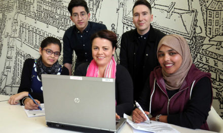 NBS builds links with Newcastle College