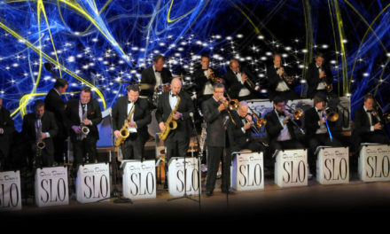 Golden Night of Swing at Middlesbrough Theatre