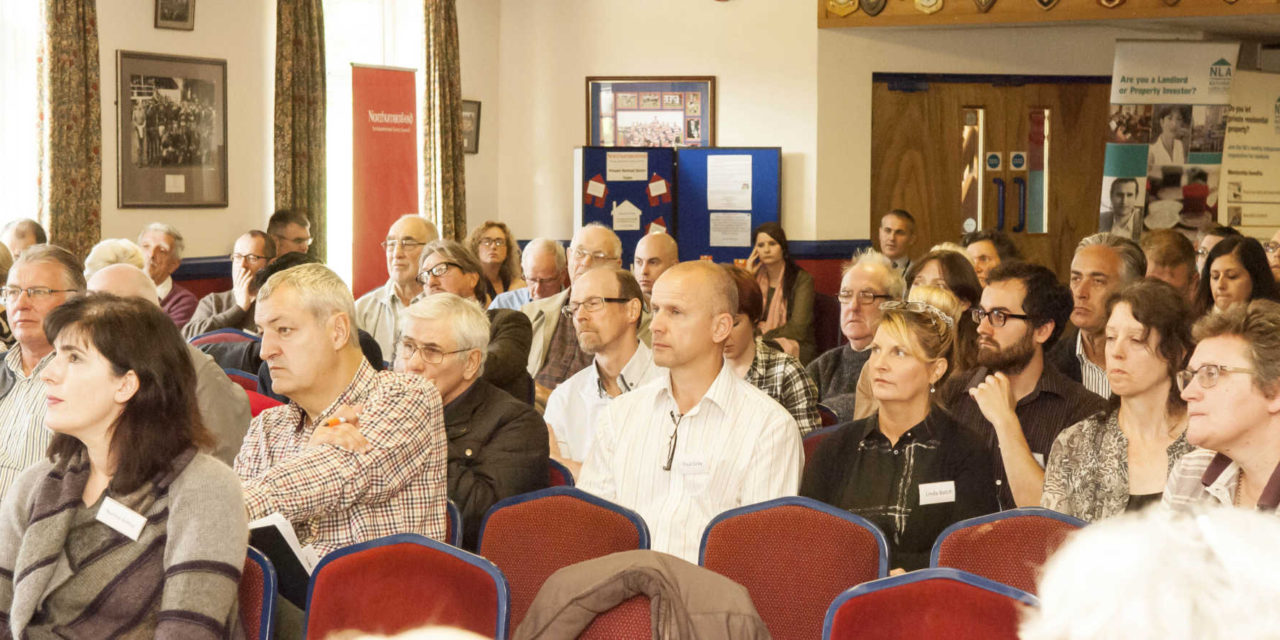 Northumberland landlords invited to forum in Blyth