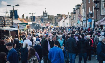 Record sales for traders at Bishop Auckland Food Festival