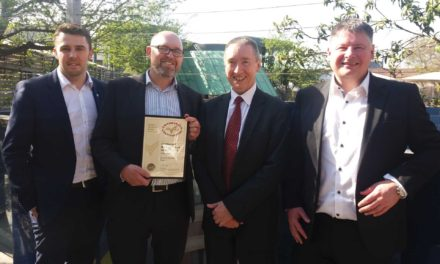 Morpeth Bypass team scoop national award