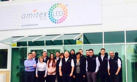 Amitex LED expands into new premises on the back of LED Lighting boom