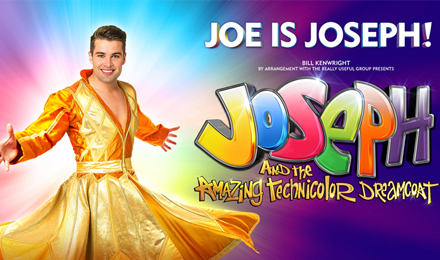 Joe McElderry Comes Home For Christmas