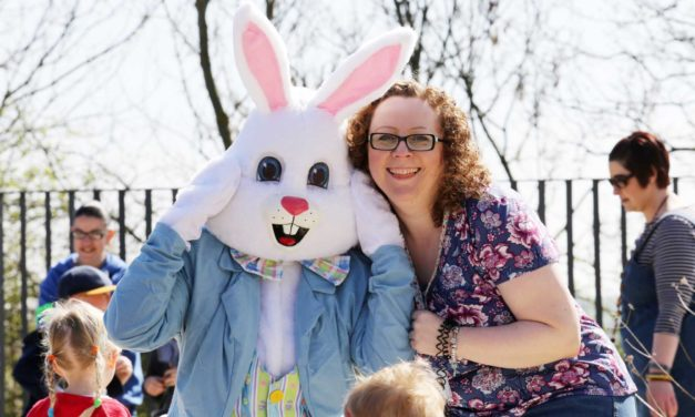 Easter fun for all at Weavers' Court