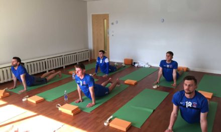 Thriving High-End Gym Opens its Doors to Professional Footballers looking to better their Game with Hot Yogo
