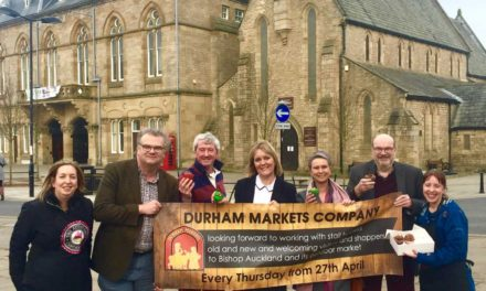 Bishop Auckland Market Relaunches this Thursday