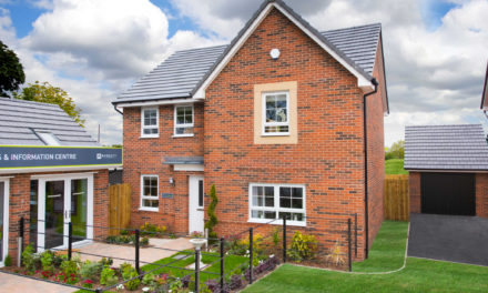 St Wilfrid's Walk showhome opens after development sees sales success
