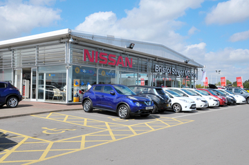 Bristol Street Motors reveals Sunderland built Nissan Juke as favourite car of 2017 so far