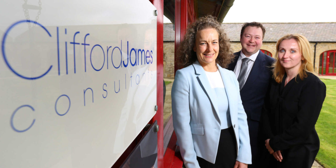 Clifford James Consultants in Top Gear after Growth Fund Investment Exit