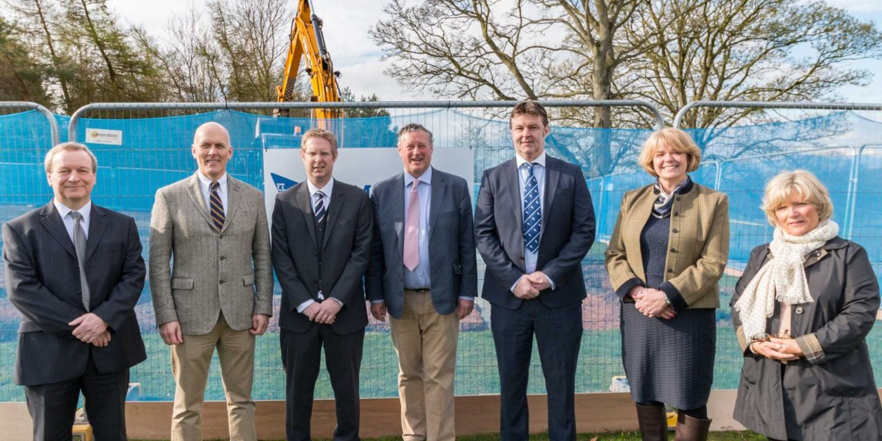 Cundall Manor School Begins Work on New Classrooms