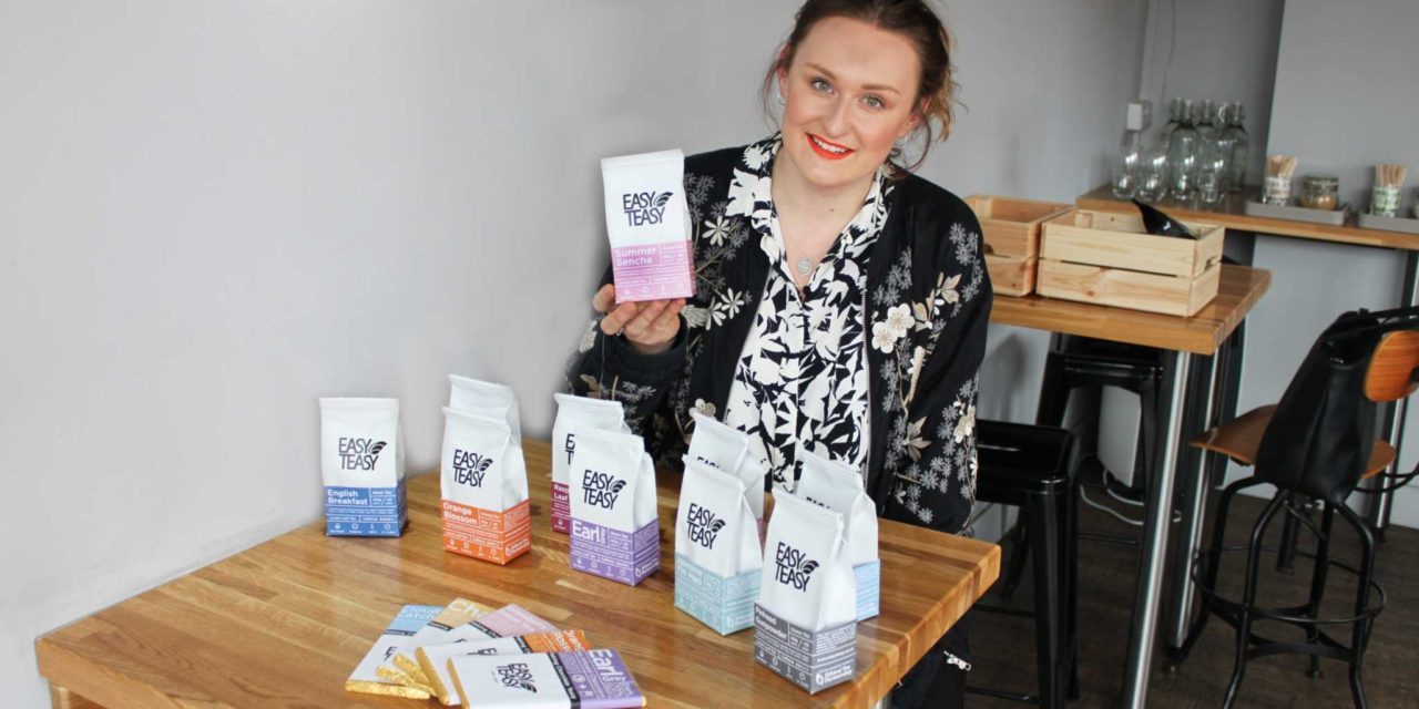 Easy Teasy Hits the Sweet Spot in London and Paris