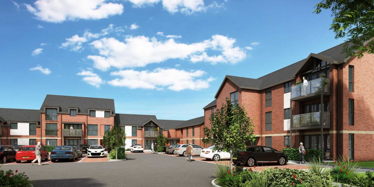 Ortus Homes Flies the Flag of Success in Darlington