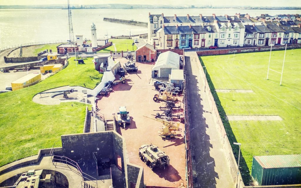 Teachers Invited to Attend Open Day at Heugh Battery Museum