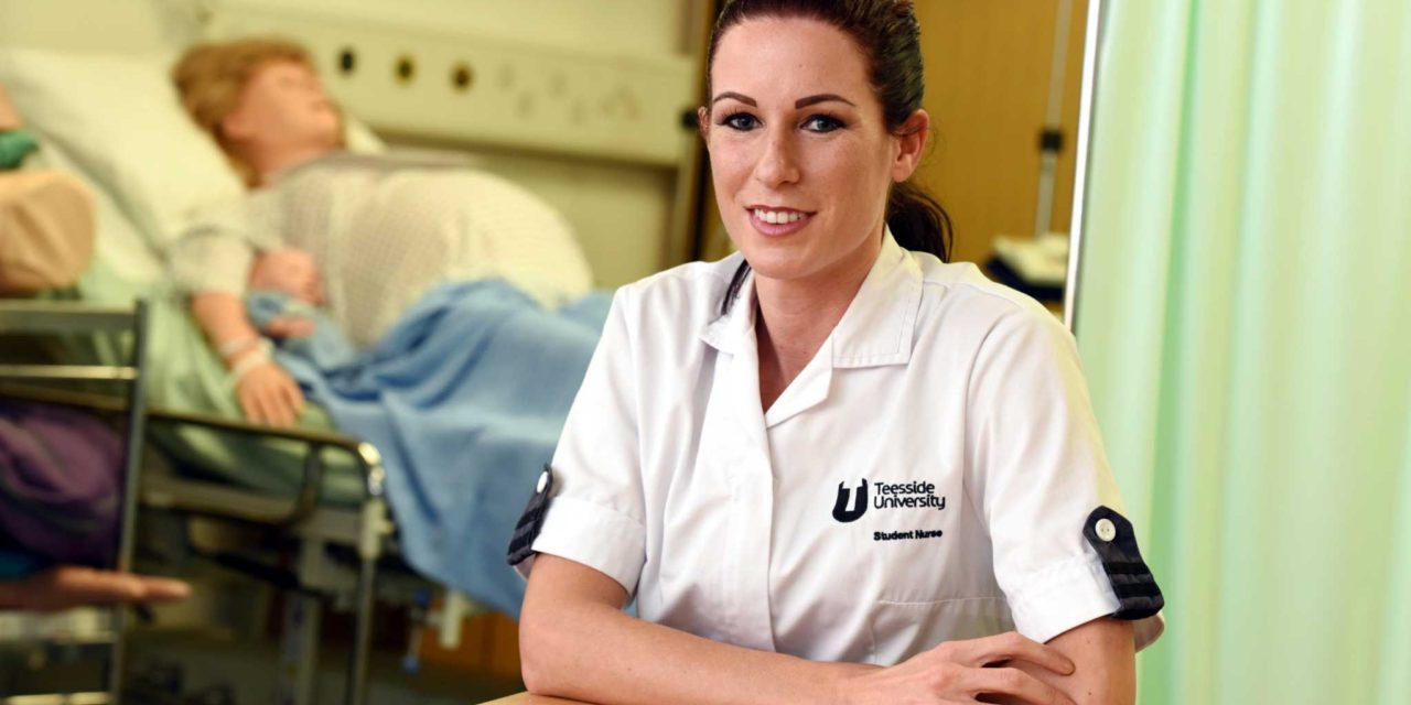 National recognition for nursing student Kelly