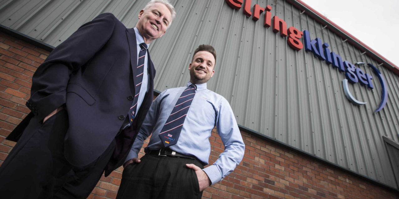 Senior Appointments at Teesside Automotive Manufacturer