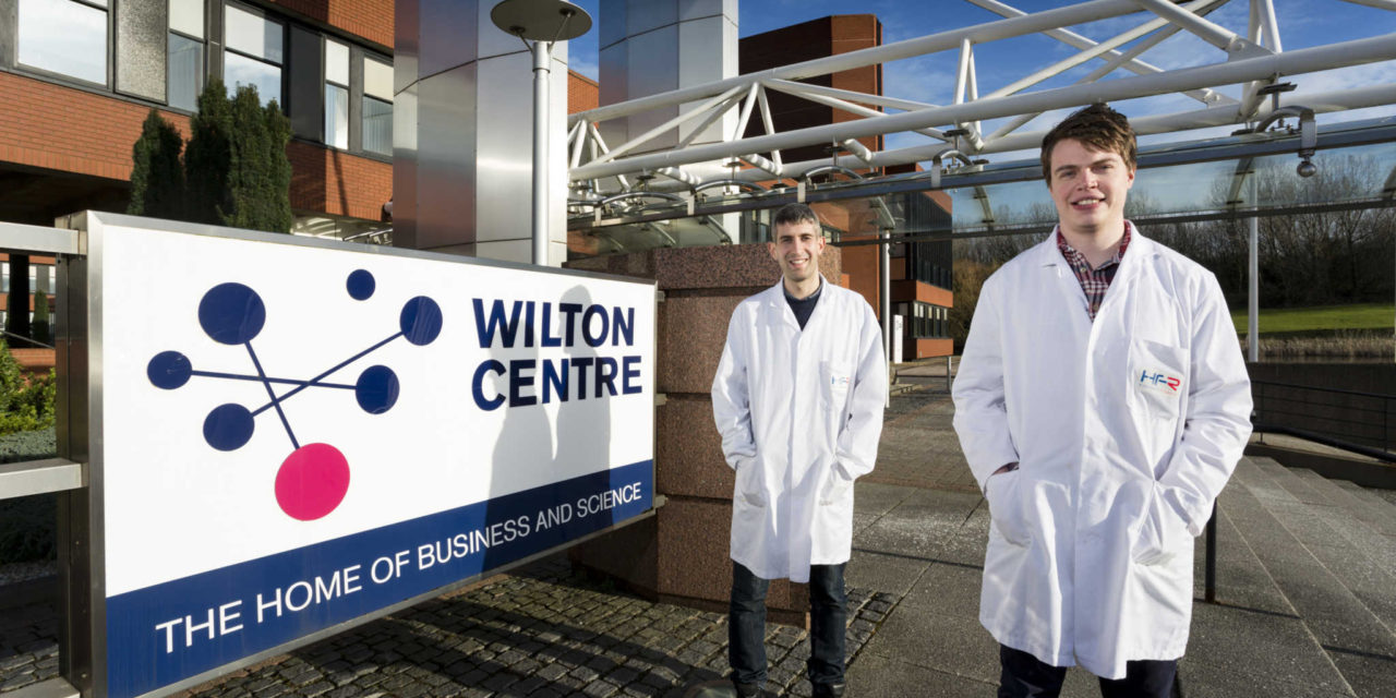 High Force Research Welcomes New Team Member to Recently Expanded Laboratory