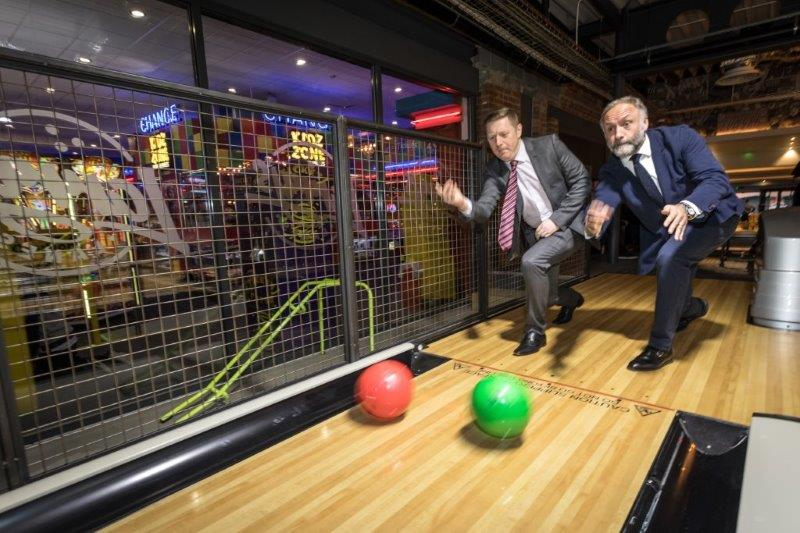 New bowling alley opens with finance package from Yorkshire Bank