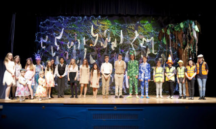 Teesside High students shine in 'A Midsummer Night's Dream'