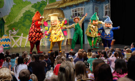 intu Metrocentre introduces signed Metrognomes shows for Easter