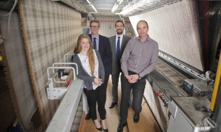 Bright future for GTM after acquisition by Ulster Carpets