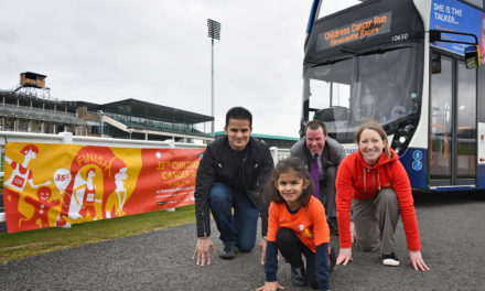Bus Operator Supports 35th Children's Cancer Run as Transport Partner