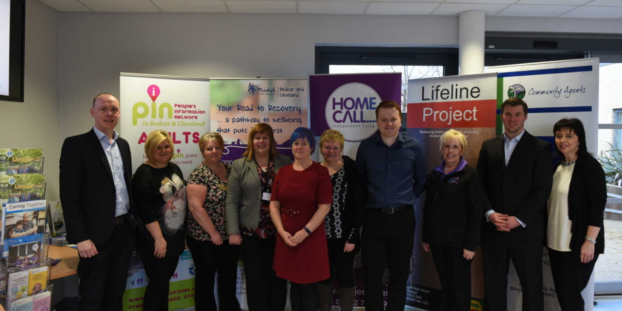 Health and Social Care Community Hub opens