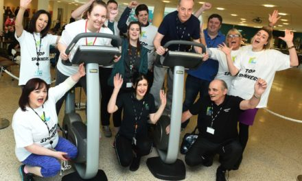 Redcar & Cleveland College Staff and Students Hop on their Bikes for Charity