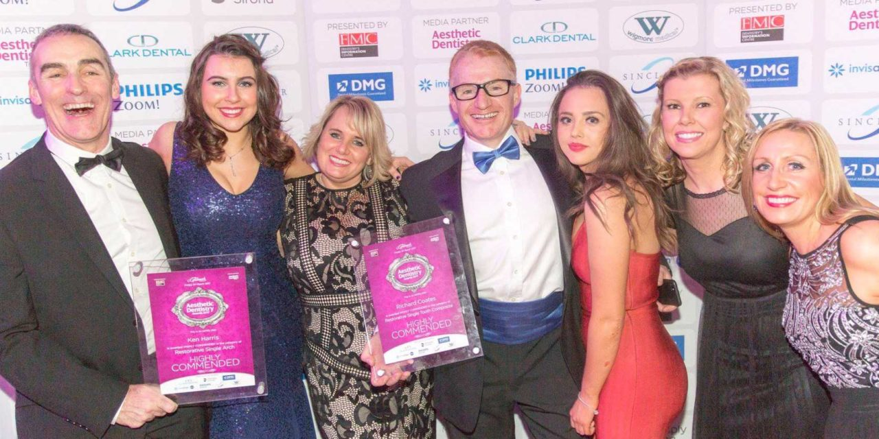 Dentists scoop accolades in national awards
