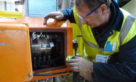 Houghton International secures motor maintenance and rewind contract at Lynemouth Power Limited