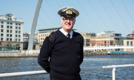 George Sets Sail on National Role
