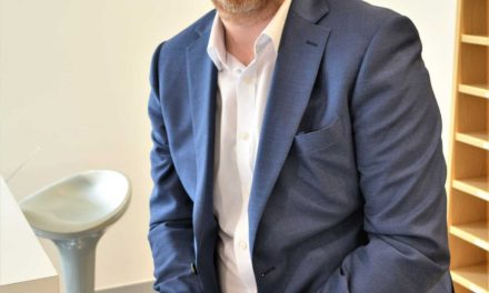 Tech start-up adds industry specialist to leadership team