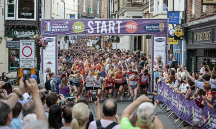 New route announcement starts 100-day countdown to the Prince Bishops Durham City Run